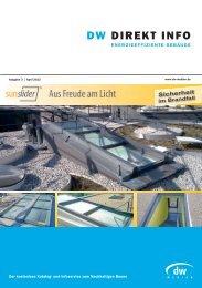 Bei uns finden Sie… Solar - DW DIREKT INFO Energie - April 2012 ...