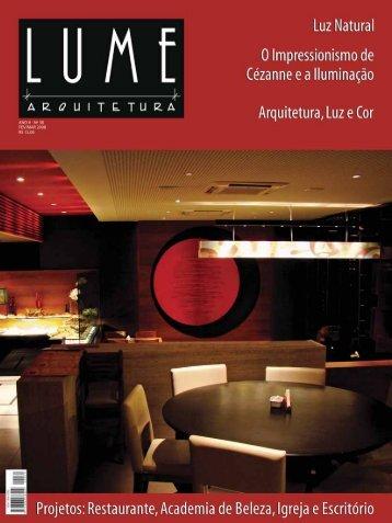Edição 30 - NTZ - Projetos de Iluminação