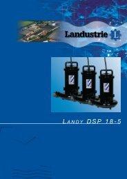 Landy DSP 18-5 - Landustrie