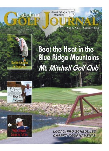 Full PDF Download - Golf Courses in Charlotte, NC