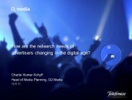 Charlie Hunter - Research-live.com