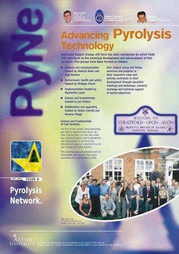 Issue 6 - September 1998 - Pyne