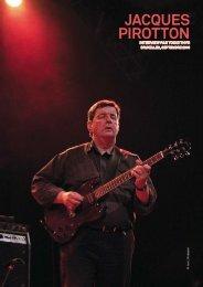Jacques Pirotton - Jazz in Belgium