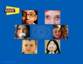 Eyes on Bullying - Dickinson Iron Intermediate School District