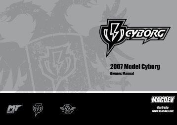 Cyborg 07 - P8ntbox