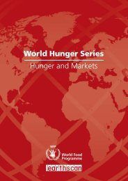 World Hunger Series - WFP Remote Access Secure Services