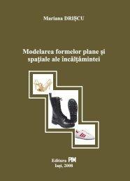 Modelarea formelor plane si spatiale ale incaltamintei - PIM Copy
