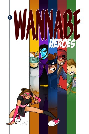 Wannabe_Heroes_Issue1