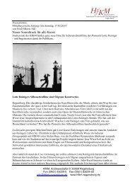 20130316 Kurzfilm - Hochschule für katholische Kirchenmusik ...