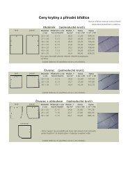 Ceny krytiny z přírodní břidlice - Střechy Klouda