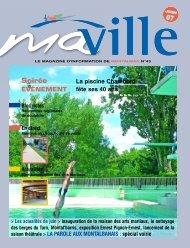 mavilleLE MAGAZINE D'INFORMATION DE MO - Montauban.com