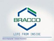 Bracco Imaging - Confindustria IxI