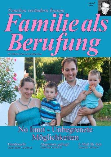 13-1 - Familie als Berufung