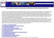 Site Internet de la douane - Vie publique