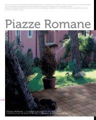 "Piazze Romane - Campidoglio Nat 14,8x14,8 (6""x6"") - Colonna nat ..."