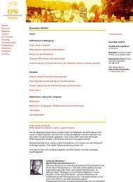 EPNH-Newsletter 04/2012 (PDF) - EPN Hessen eV