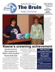 The Bruin (Vol. 4, Issue 31).indd - Bartlesville Public Schools
