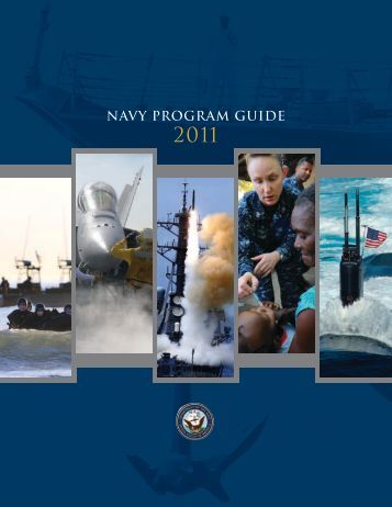 NAVY PROGRAM GUIDE - U.S. Navy