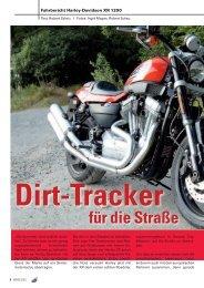 Harley Davidson XR 1200 - Kultourbikes.de