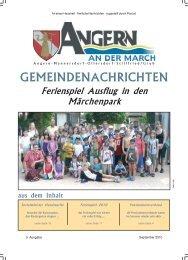 Angern an der march singlebrse, Berlin privat sextreffen