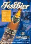 August 2001 - Allgäuer Brauhaus - Seite 2
