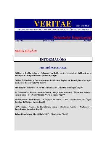 jan 2009 - Veritae