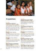 Jahresbericht 2006 Sozial- und Entwicklungshilfe - Kolping Schweiz - Seite 6