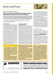 Recht und Praxis - Interessengemeinschaft der Kapitalanleger im ...