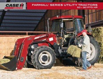 FARMALL® SERIES UTILITY TRACTORS - Centre Agricole.ca