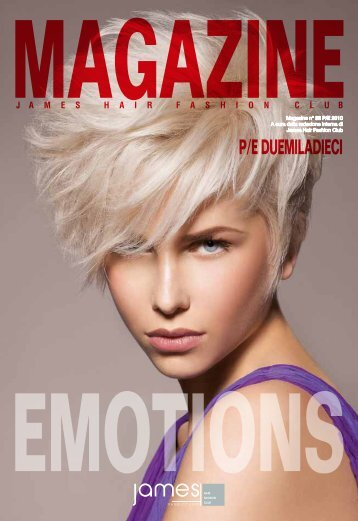 Magazine 33 - P/E 2010 - James Parrucchieri