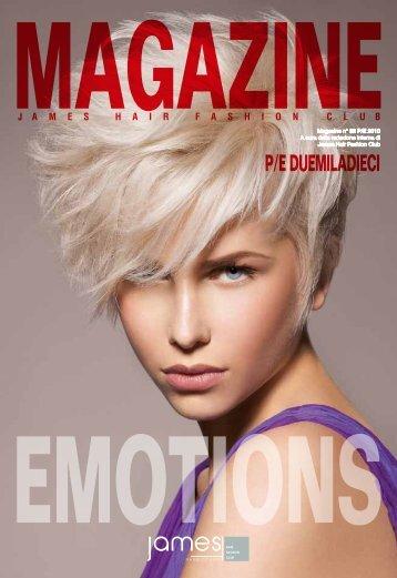 Magazine 33 - P/E 2010 - James Parrucchieri