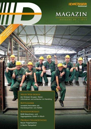 Drösser Magazin 2011/02