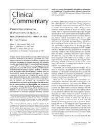 Clinical Commentary - Georgetown University