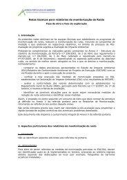Notas técnicas para relatórios de monitorização de Ruído - Agência ...