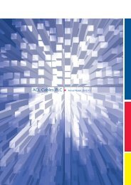 Annual Report 10/11 - ACL Cables PLC