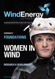 JUNE/JULY 2013   £5.25 - Wind Energy Network
