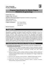 Obstetrics & gynecology (OBGYN 800)