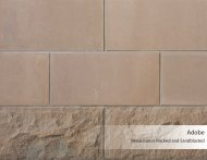 new renaissance stone colors (cambridge) - Brickstone Inc.