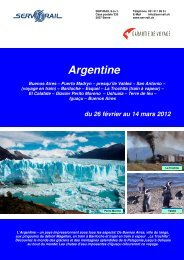 Argentine - SERVRail