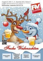 Ausgabe Nr. 645, Fr., 21. Dezember 2012, Woche 51 - Colist.eu