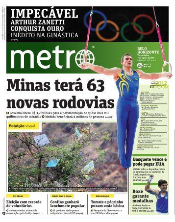 IMPECÁVEL - Metro