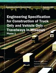 Engineering Specification for Construction of Truck Only and Vehicle ...