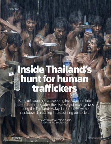THAILAND-TRAFFICKING
