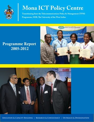 Programme Report 2005 - Uwi.edu