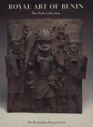 Royal Art of Benin - Metropolitan Museum of Art