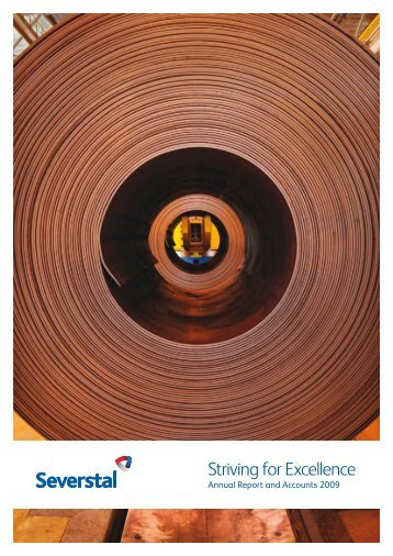 2009 Annual Report - Severstal