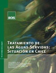 El tratamiento de las aguas servidas.Situación en Chile - Sigweb