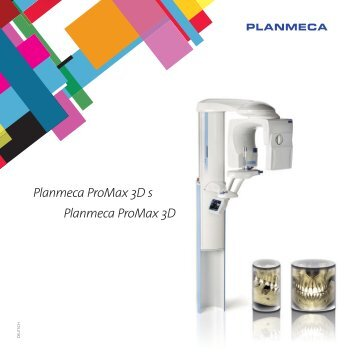 Planmeca ProMax 3D s Planmeca ProMax 3D - Prodenta