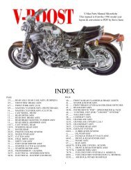 V-Max Parts Manual Microfiche This manual is from the 1996 model ...