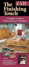 Brochure - WooduFinish